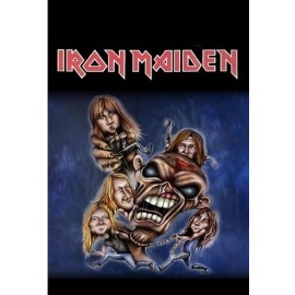 Ardoise Iron Maiden