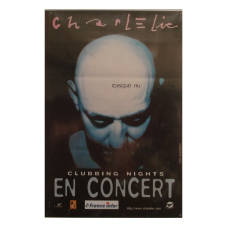Poster Charlélie Couture