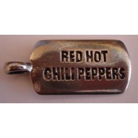 Pendant Red Hot Chili Peppers