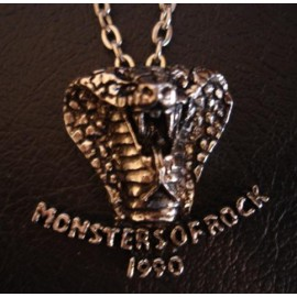 Pendentif [Alchemy/Poker] Monsters of Rock '90